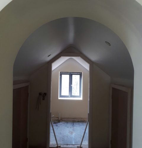 Arches/Vaulted Ceilings